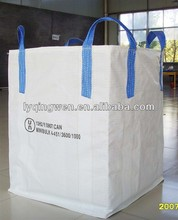 2000kg PP big bag with UN certification, packing for coal, best price, fast delivery