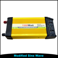 TSA-1500 12V Peak Power 3000wSolar Panel Inverter For Solar System China Modified Sine Waveform