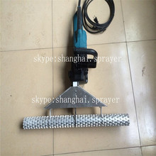 "27.5"" Open cell foam trimming machine for polyurethane spray foam"
