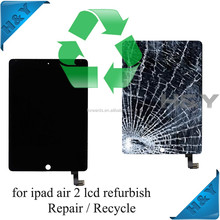Repair lcd panels for ipad air 2 lcd display and digitizer touch screen assembly