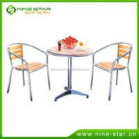 New coming long lasting cement outdoor furniture wholesale price