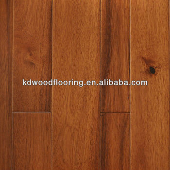 Walnut Acacia hardwood flooring