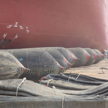 rubber airbag for ship launching