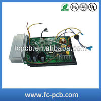 Electronic 0.8mm High Frequncy Circuit Board with Parts