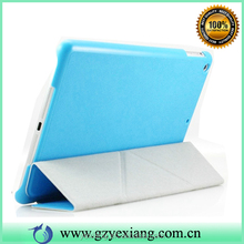 Yexiang Tablet Cover PU Stand Case For Apple iPad Air Unbreakable Case