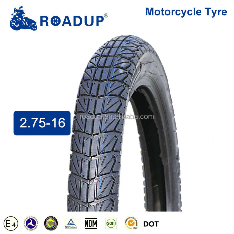forro motorkerekpar gumik motorcycle tyre 2.75-16 tire from china 6pr