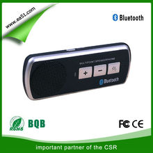 China cheap product stereo bluetooth handset with one key connected