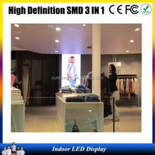 Favorites Compare PH3 high definition image quality indoor / led display SMD p4,p5,p6,p7.62,photo video led display board