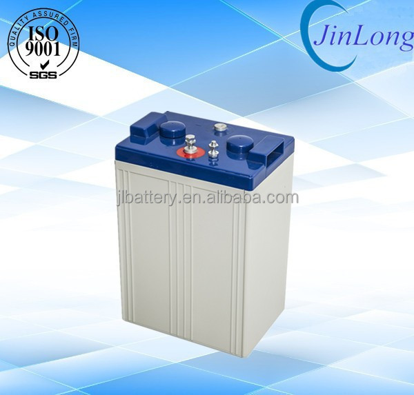 2v 600ah deep cycle battery for solar & wind power system