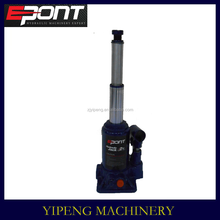 High Lift Vehicle Maintenance Tool 2T double ram hydraulic bottle jack