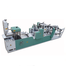 Automatic paper napkin folding machine for sale