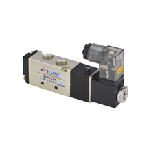 4V Series Pneumatic air flow control Solenoid Valve apply to dry clean