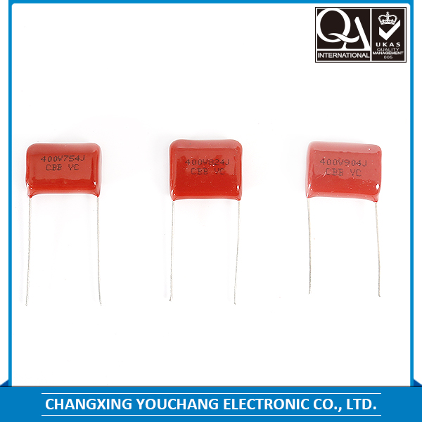 Unique products to sell 400v 754j motor film capacitor