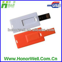 HW-UC001 special gadget oem usb 2.0 memory card usb flash drive for promotion gift with free packing