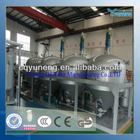 Waste engine oil reconditioning equipment