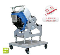 Portable bevelling machine made in China for Metal Plate edge beveler