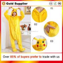 Hot Selling Pokemon Costume Adult Cute Pikachu Pokemon Halloween Costume Wholesale Adult Pokemon Costume