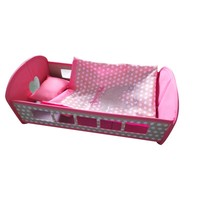 "18""/16' Doll bed cover for children playing"