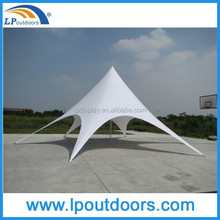 Dia10m Star Shade Outdoor Sun Shelter Canopy Tent for Sale