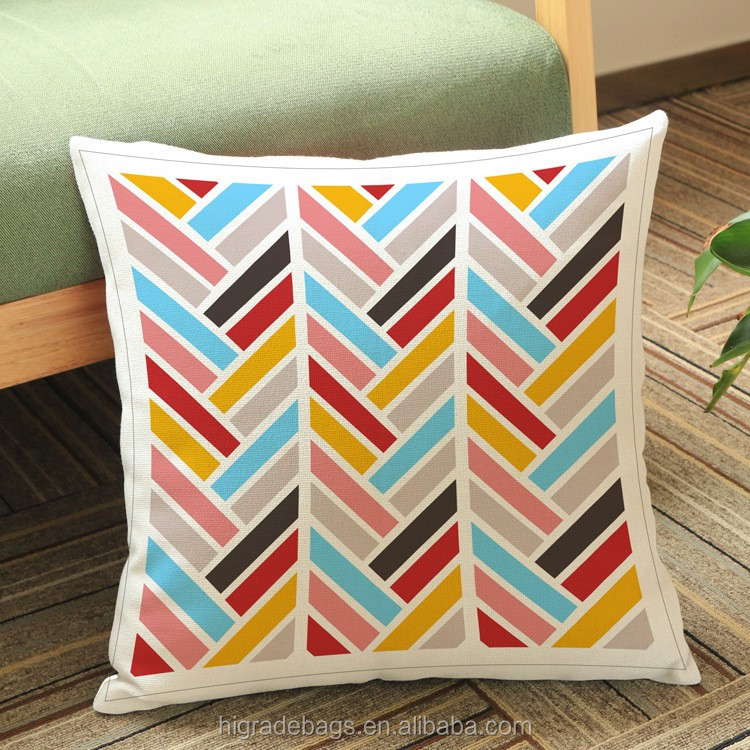 fabric painting designs custom cushion cover