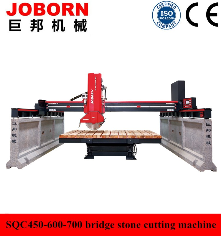 Joborn SQC700-4D China supplier superstar quality bridge ceramic tile waterjet cutting machine for stone