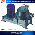 HWV-500 Turbo Mill Micronizer