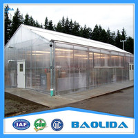 Aluminum Profile Greenhouse Parts