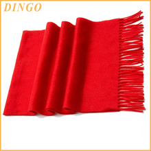 Hot Selling Fashionable Winter Scarf Double Sides Jacquard Serging Cashmere Pashmina Scarf And Shawls