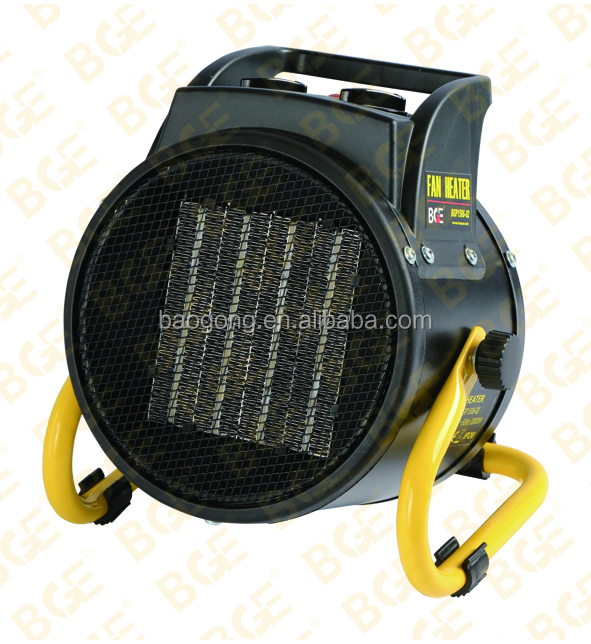 2000W portable PTC fan forced air heater
