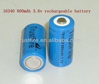 880mAh lithium ion battery yuntong batteries 3.7v li-ion battery 880mah lithium button cell with tags