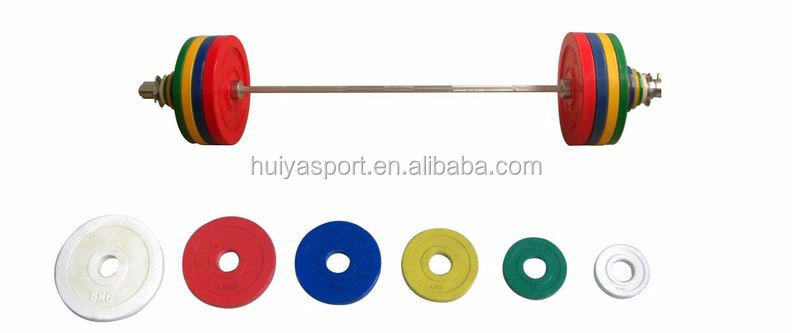 Color dipping dumbbell set , manufacturer