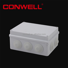 ABS plastic outdoor electronics standard junction box sizes