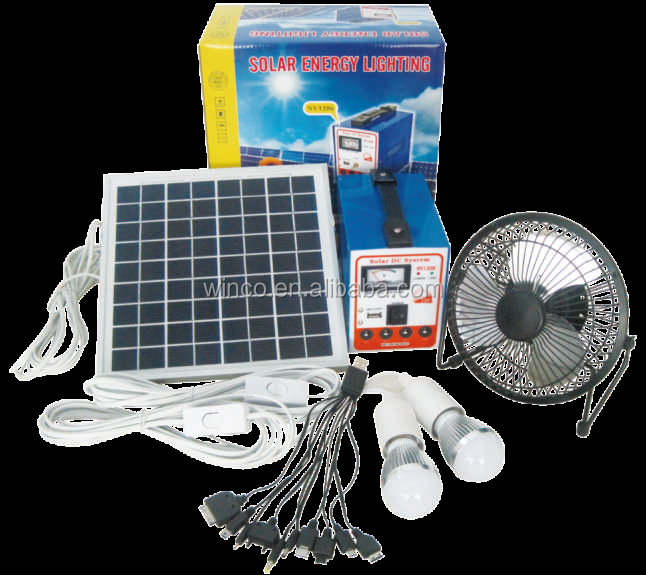 portable small mini rechargeable led home lighting solar power system for small house indoor solar energy system