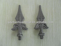 metal spear for garden fencing