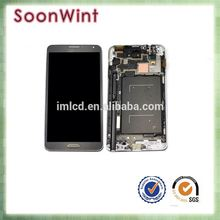 Cheap price and fast arrival lcd for galaxy note 3 u9000