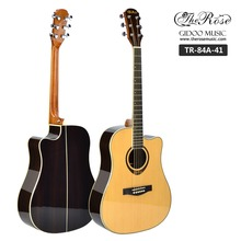 Wholesale 41 inch cheap price acoustic electric guitar china guitar