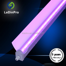 RGBW bluetooth control led grow light led plant light for various flowers and vegetable