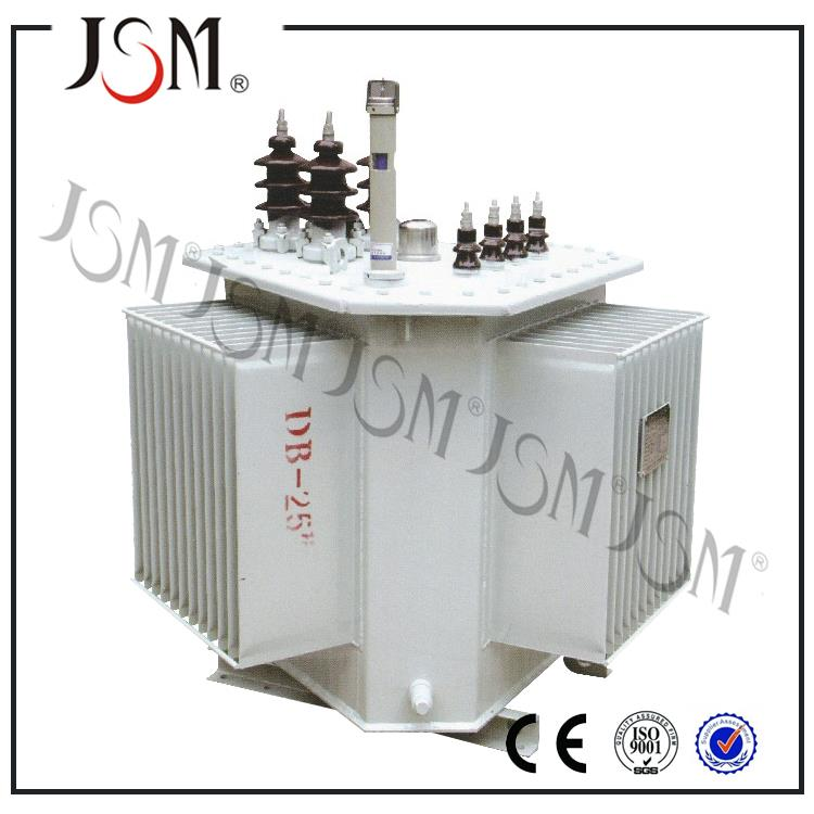 efficient single phase 6kv pole mounted 250kva s11-mr distribution transformer