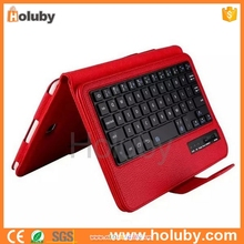 2015 PC Tablet Detachable Bluetooth Keyboard Magnetic Flip Stand PU Leather Case for Samsung Galaxy Tab A 8.0 T350