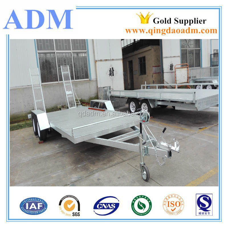 Heavy Duty Loader Car Trailer