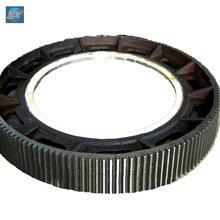Large Casting Spur Gear Wheel large steel casting