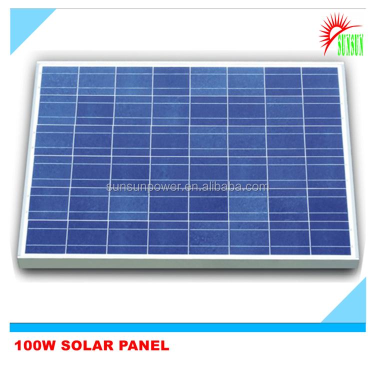 Pannello Solare Usato Prezzo : V w pannello solare a buon prezzo celle solari