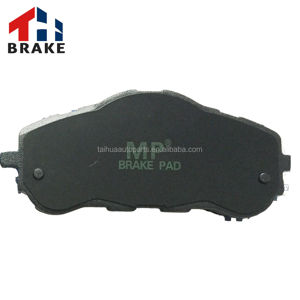 disc brake pad for peugeot 408 ,405, 206,brake pad