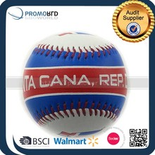 Wholesale top quality promotional softball ball
