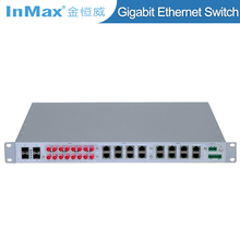 rack - mounted industrial switch 4G+24 Industrial Ethernet Switch PT3628