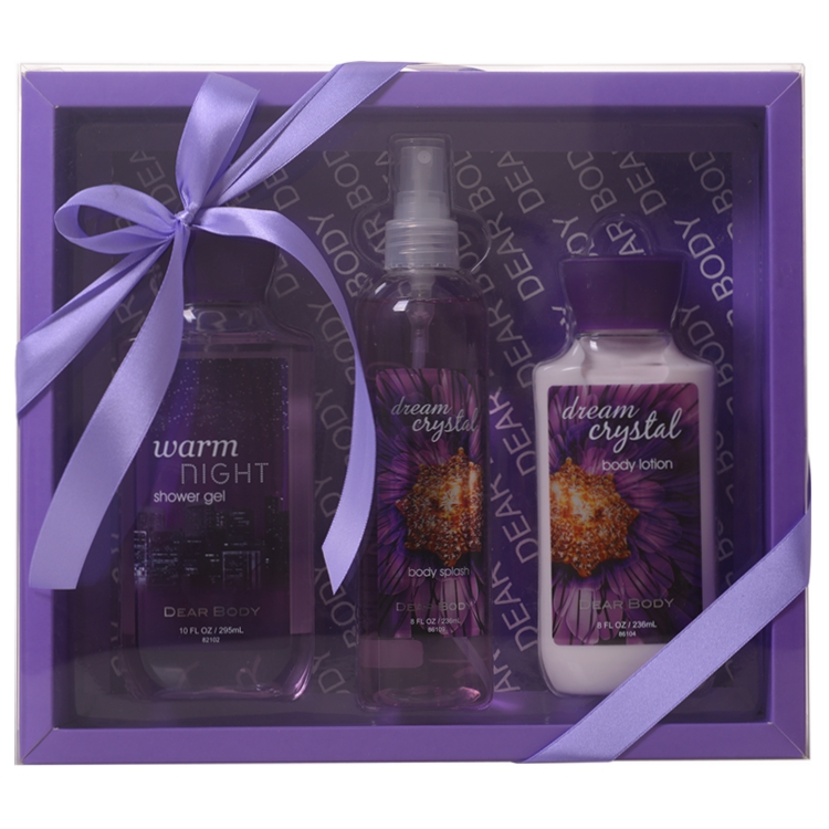OEM /ODM bath spa gift set for women