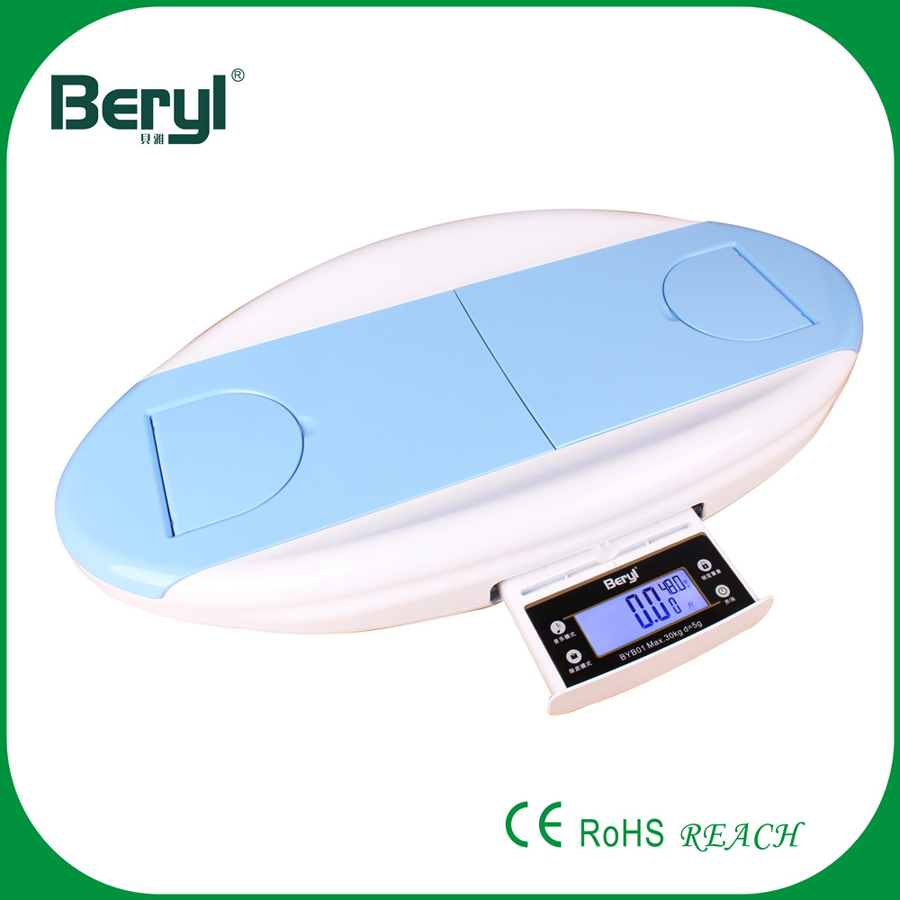 BYB01 Electronic baby scale with music and bluetooth