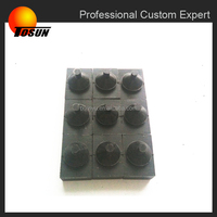Anti Vibration Rubber Pad For Electronics