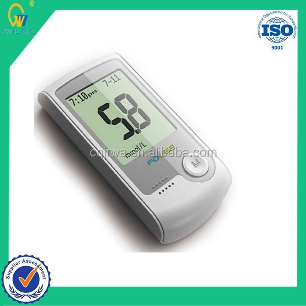 New Design High Quality Precise Blood Glucose Meter