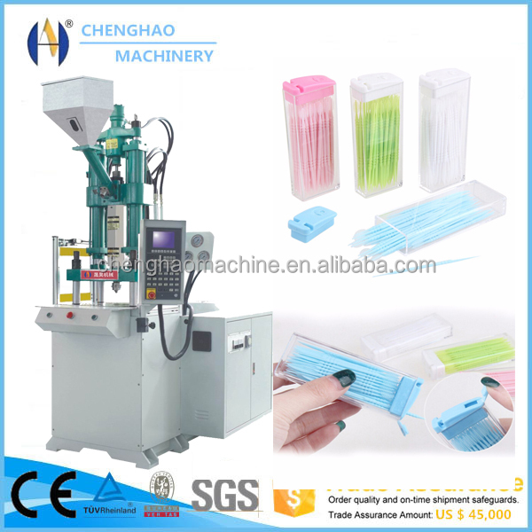 automatic squeeze tube heading machines for Oral Dental Picks
